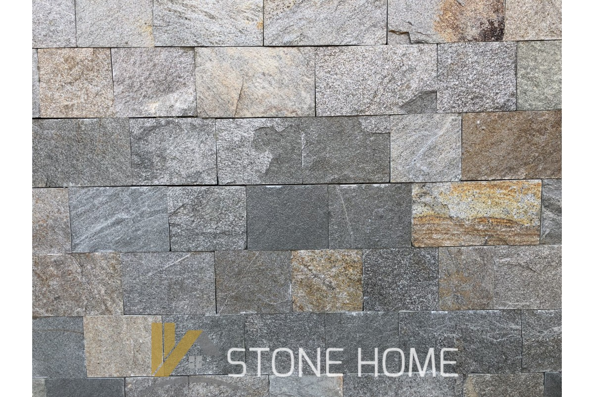 Dimensioned Elements Metallic - natural stone Gneiss